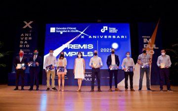 Premios Impulso 2021 de la Universidad de Alicante