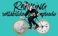 Ranking de rentabilidad por empleado