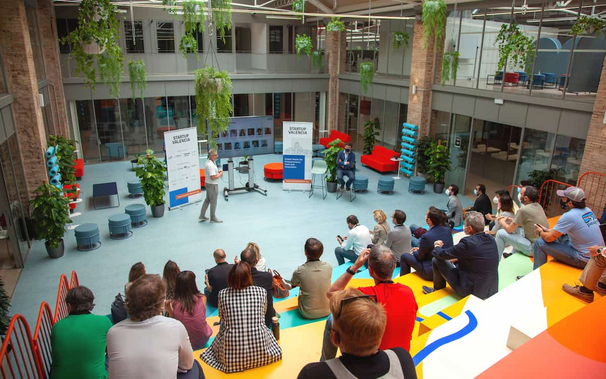 Startup Valencia se consolida como referente emprendedor