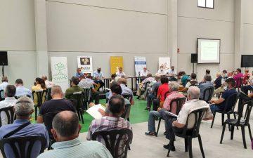 La asamblea de AVA-Asaja reelige a Cristóbal Aguado presidente con un tercio de la junta renovada
