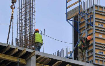 La construcción vuelve a niveles precovid con la gran rehabilitación a la cabeza
