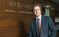 Pablo de la Vega, responsable del departamento de Litigación y Arbitraje del área de Levante de Garrigues