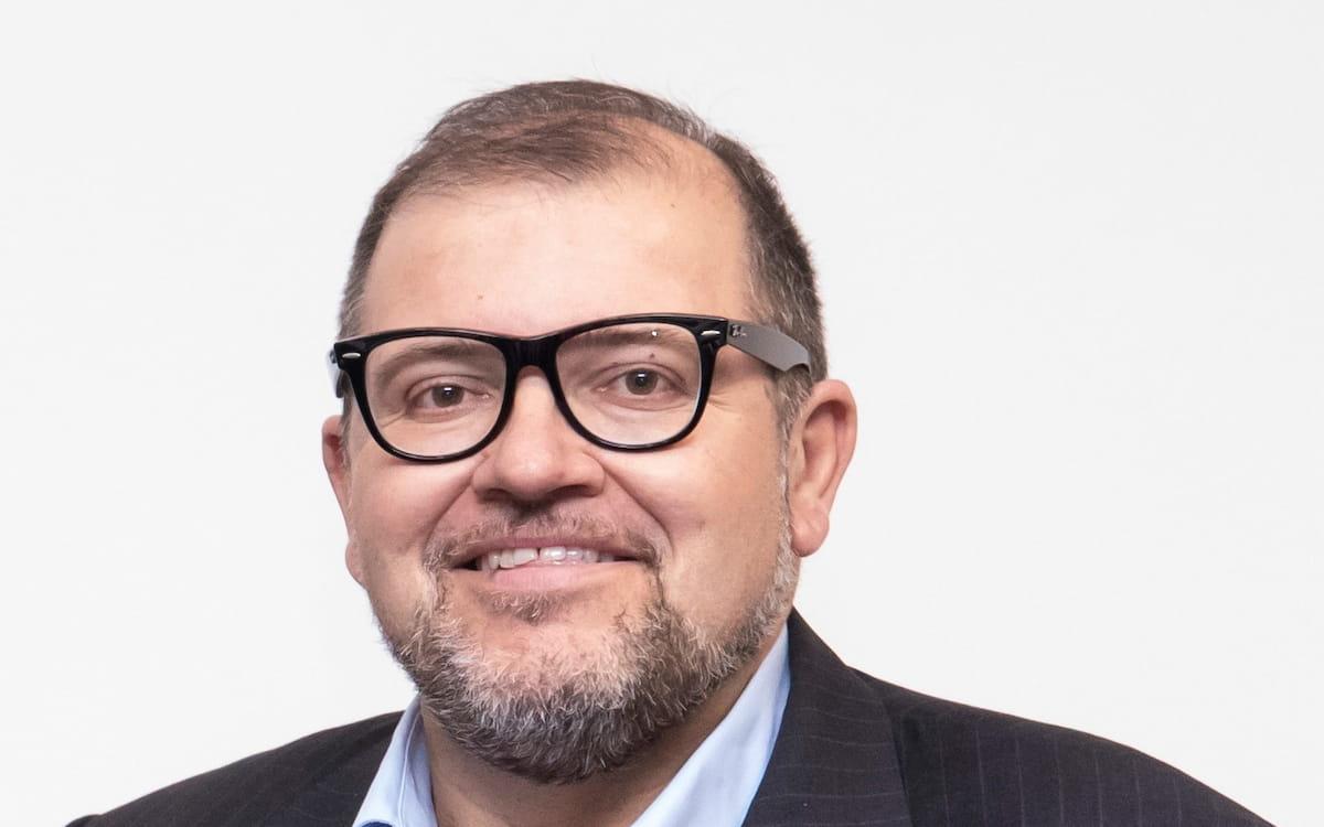 Juanma López, profesor de Estadística e Investigación Operativa