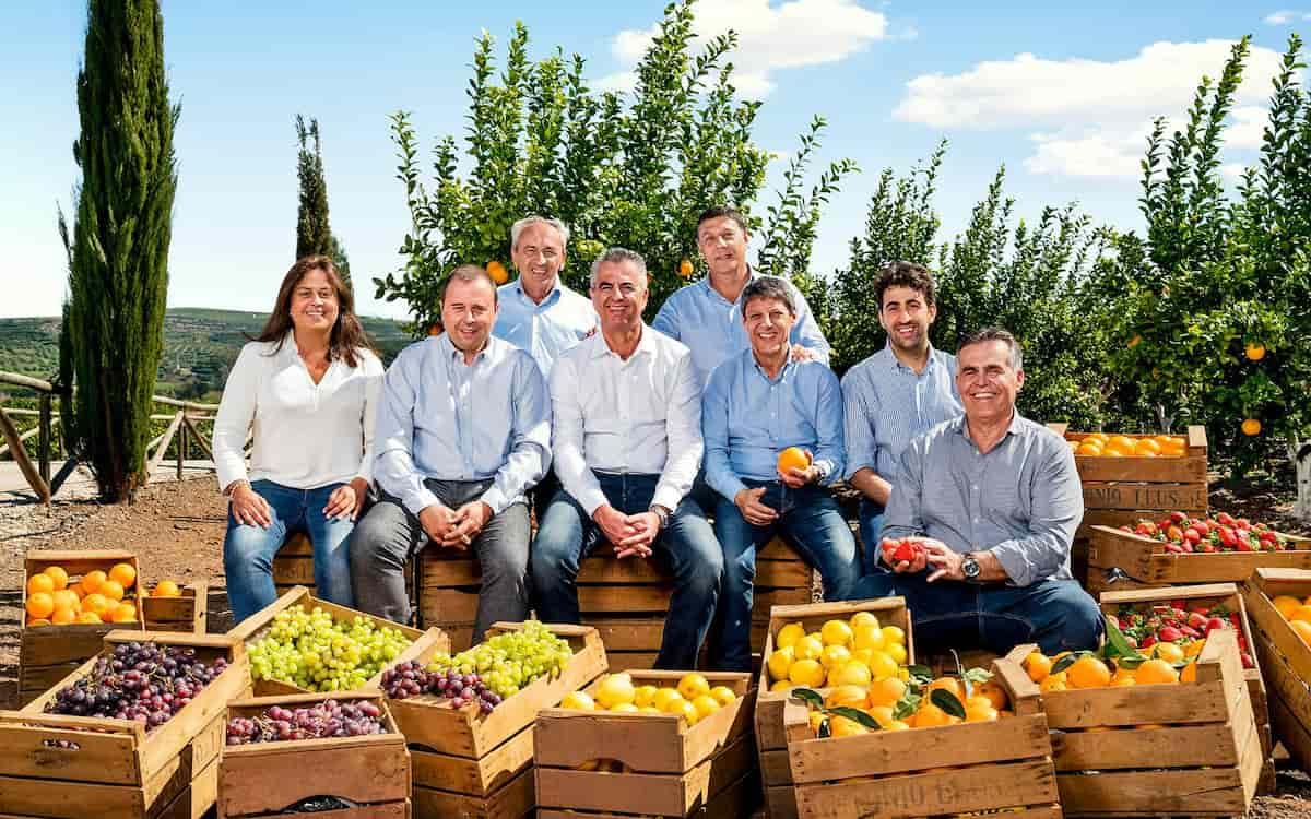 Rafael Calvo, CFO de SanLucar Fruit