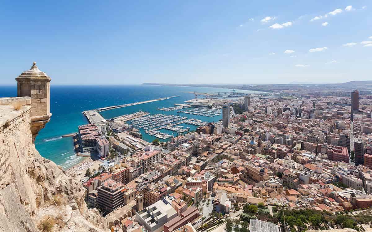 Alicante, un paraíso en la costa Valenciana