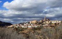 Chelva en la comunidad valenciana
