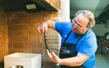 'Marianet', cocinero y experto en Gastronomía de La Albufera