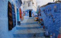 Chefchaouen, una joya de tonalidades azules sobre el Rift de Marruecos