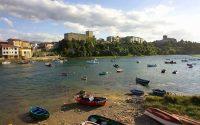 Vista de San Vicente de la Barquera