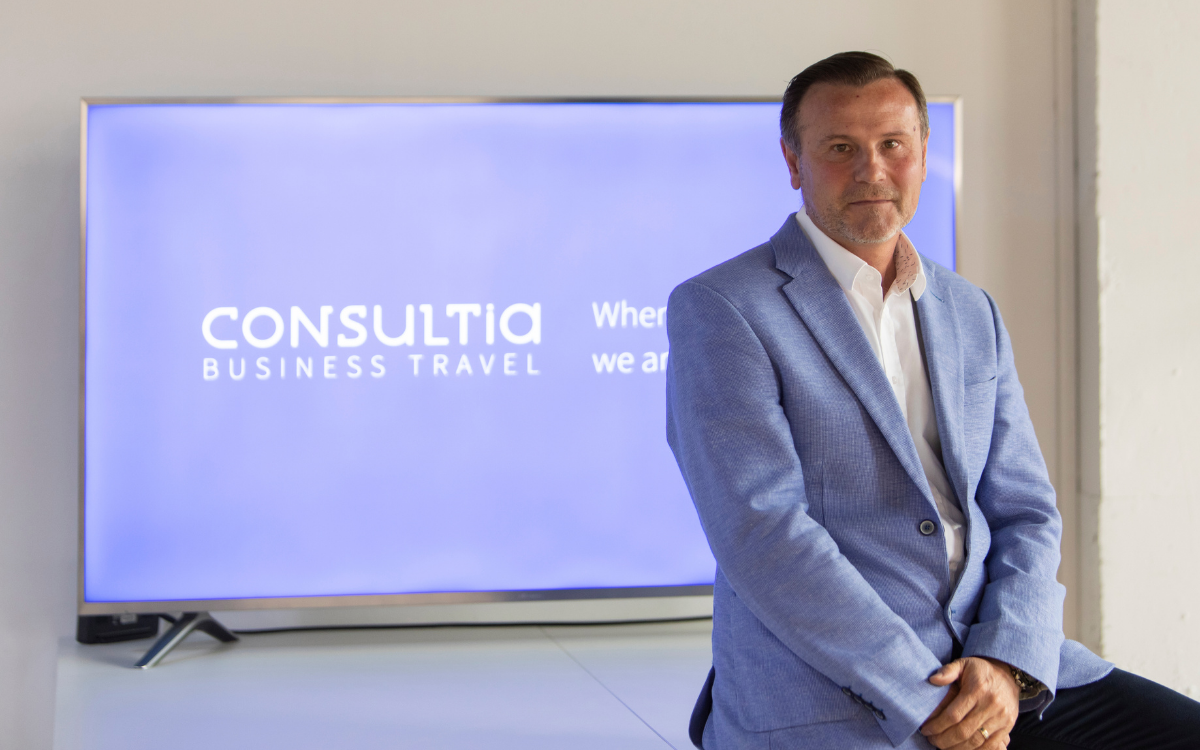 José Carlos Martínez CEO de Consultia Travel