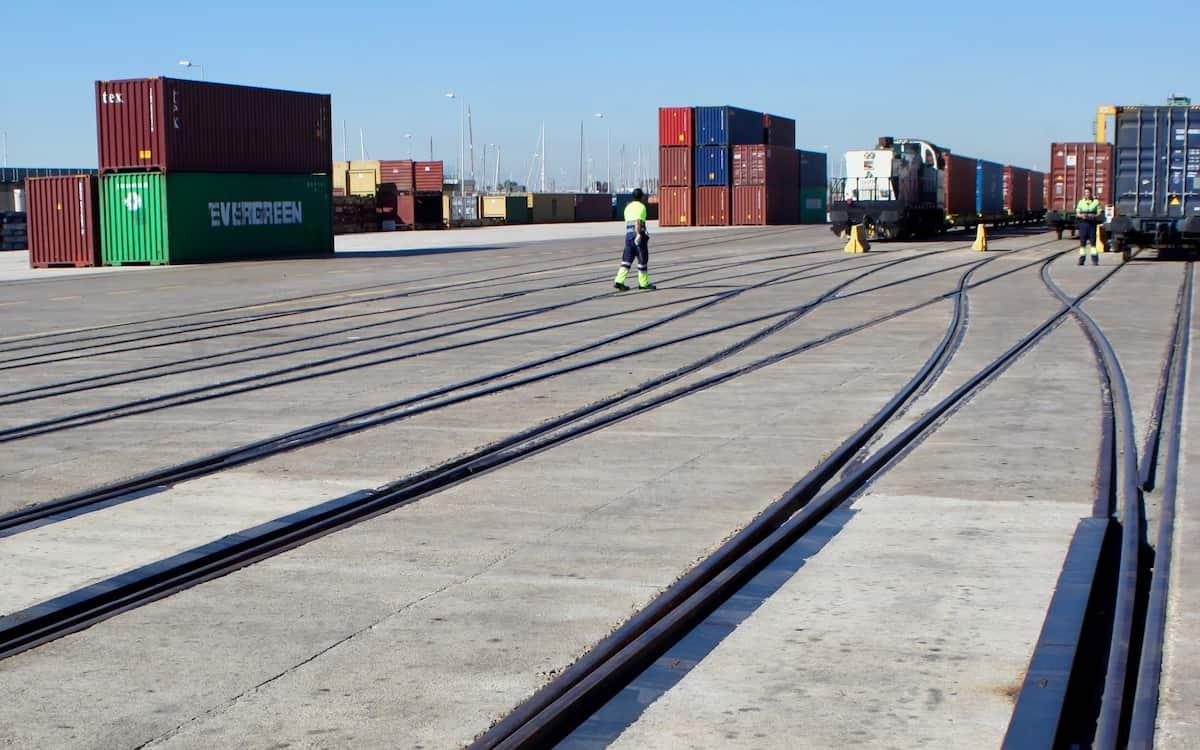 Ferrocarril Valenciaport