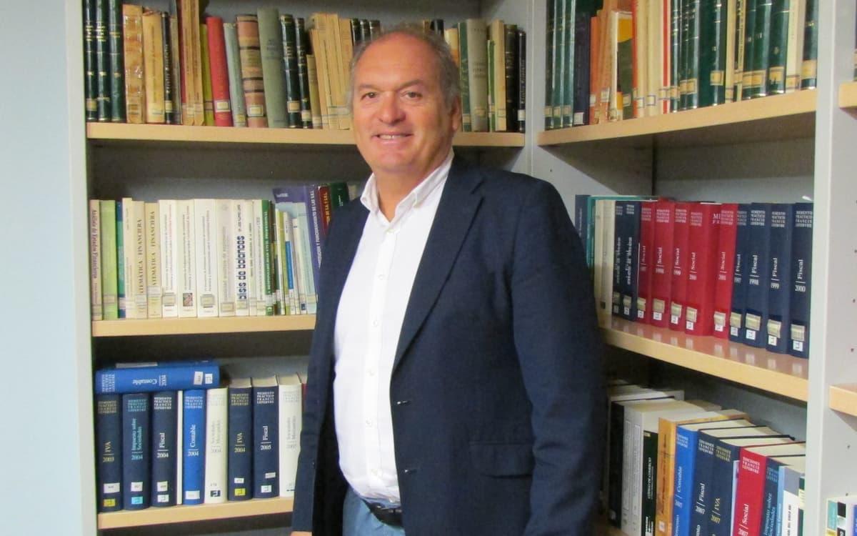 Juan José Estruch, decano de Comeva