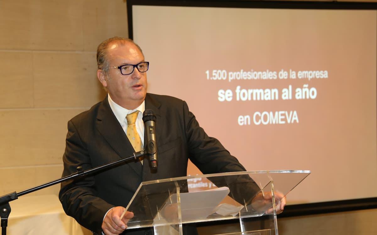 Juanjo Estruch, decano de COMEVA, sobre la Ley Concursal