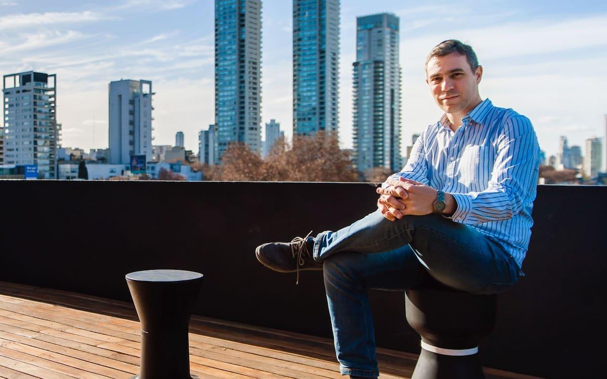 Leandro Sabignoso, CEO de Auravant