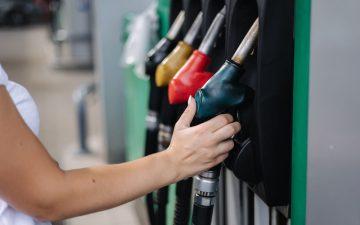 Gasolina. Gasolinera.