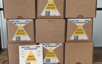 Cajas de Zero Mossie