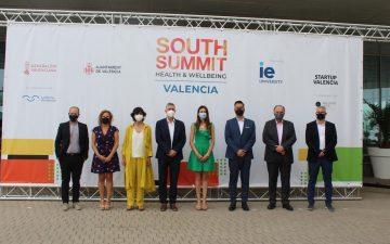 Presentación de South Summit 'Health & Wellbeing' València