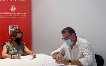 València Activa y AJEV fomentarán la igualdad en el ámbito empresarial