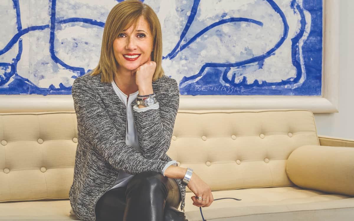 Alejandra Vanoli, directora general de Viva Sotheby's