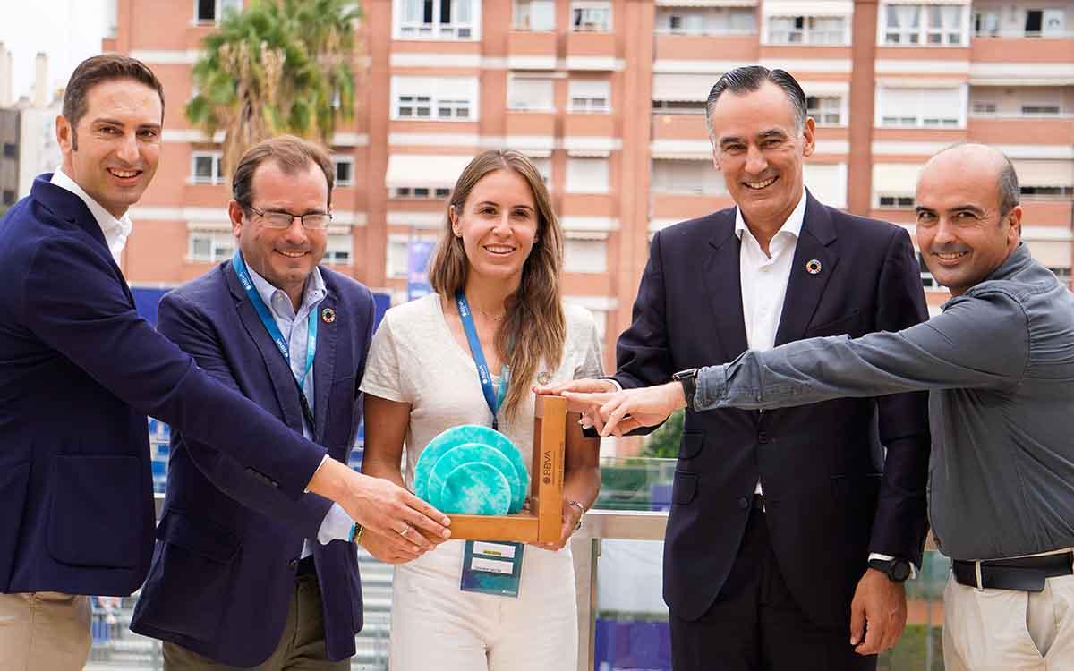 presentación del I Torneo Internacional con huella de carbono 0
