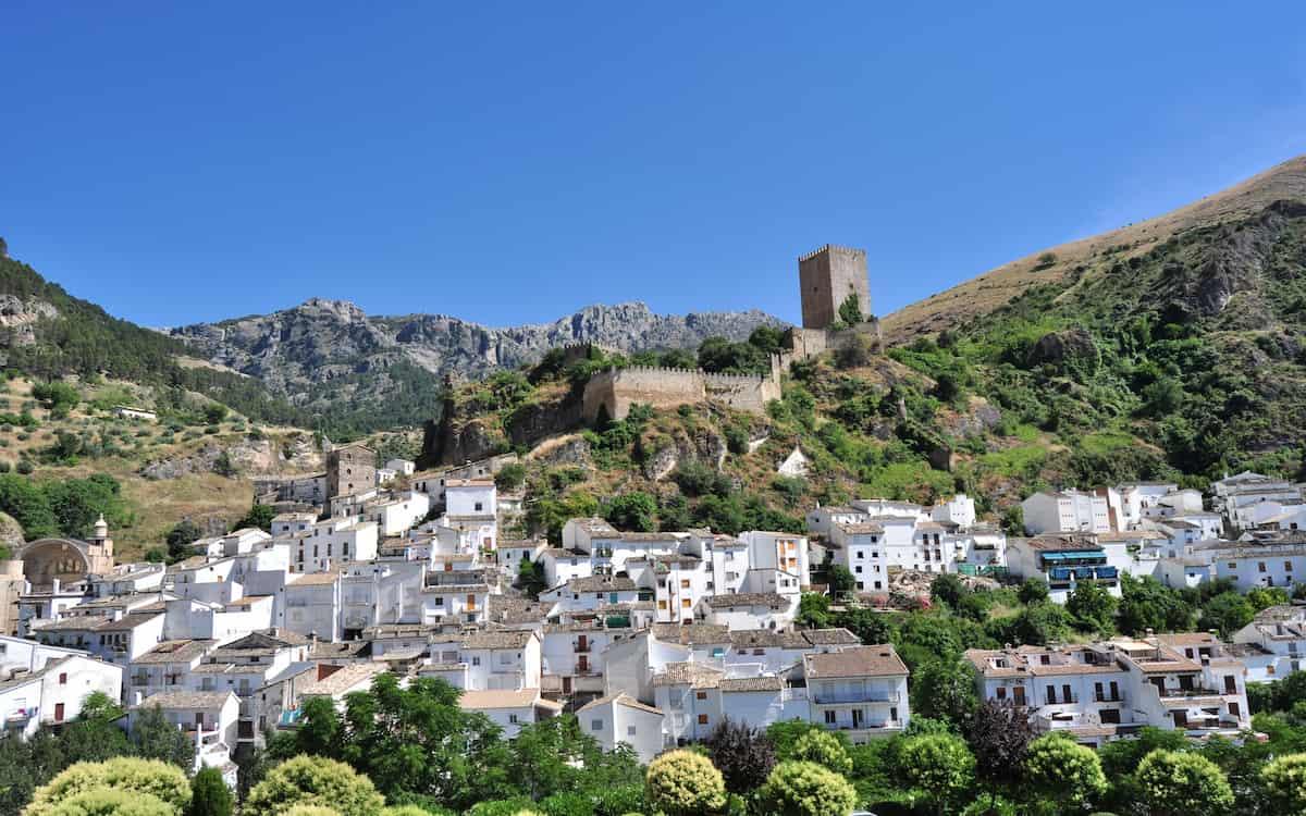 Cazorla, senderos, naturaleza e historia en Andalucía