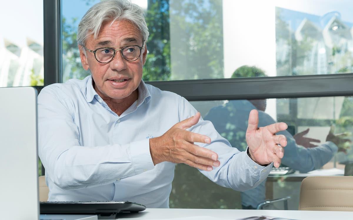 Joaquín Oliete, CEO de Eactivos (Foto: Vicente Jiménez)