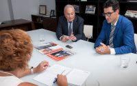"""Ecija y Enriquez se unen: """"Tenemos los medios para crecer mucho"""""""