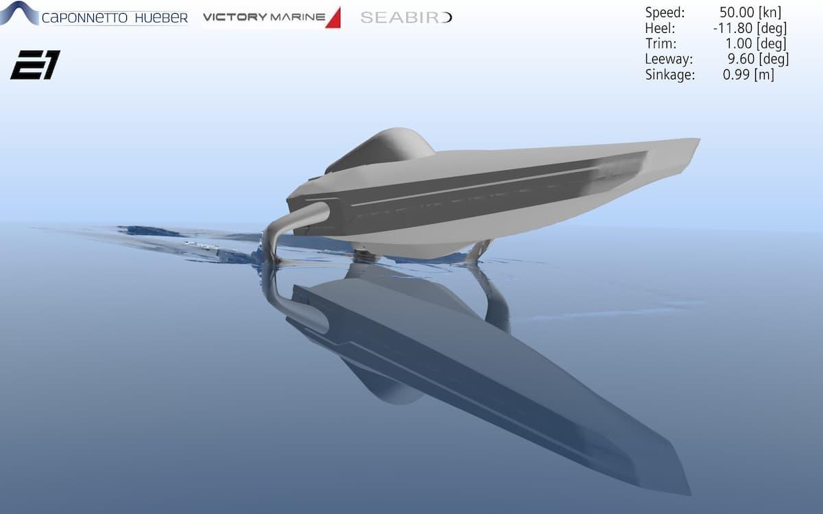 La firma de València que ideó el hidrotaxi volador se une al cuñado de Aznar