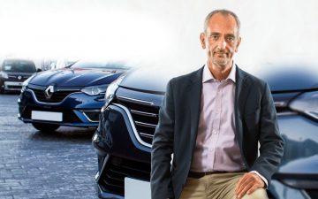 Fedor Artiles, director general de Heycar España