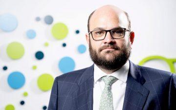 Jorge Molinero, CEO de Atisa