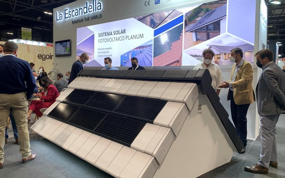 La escandella energía solar