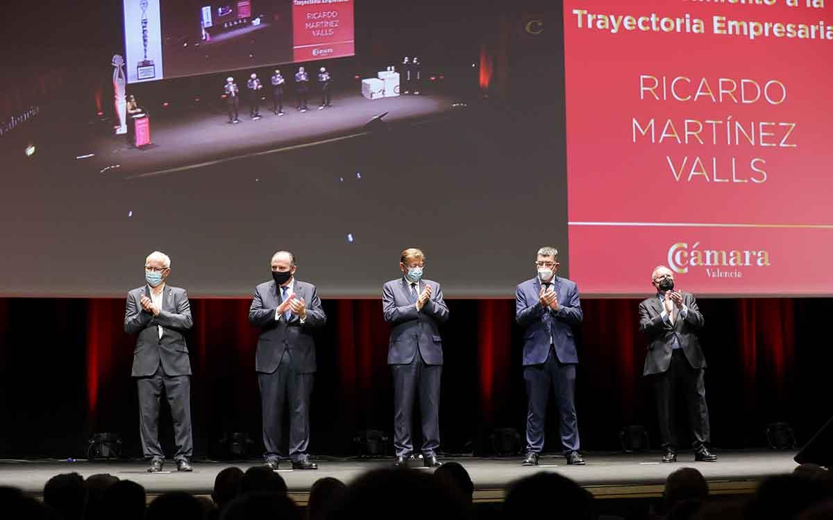 """J.V. Morata: """"las cámaras son el instrumento para impulsar a las empresas"""""""