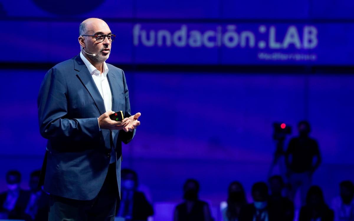 Alberto Gutiérrez, presidente de la Fundación LAB Mediterráneo