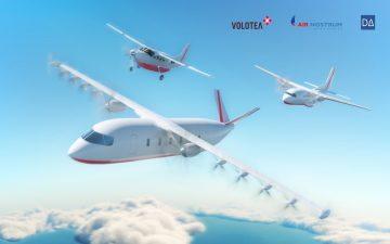 Avión eléctrico de Volotea, Air Nostrum y Dante Aeronautical