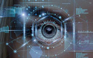 Tecnología biométrica. Biometría. (Autor: Milkos)