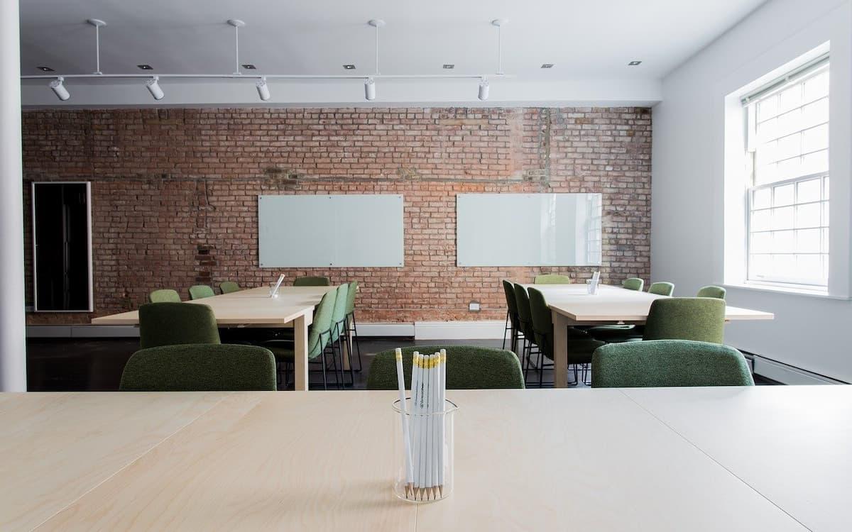 Oficinas. (Imagen de Pexels en Pixabay)