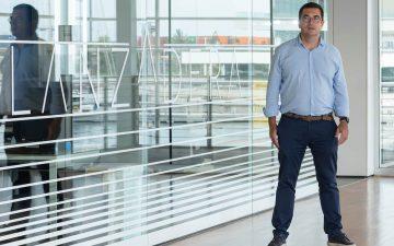 Pablo Oliete, fundador y CEO de Atlas Tecnológico