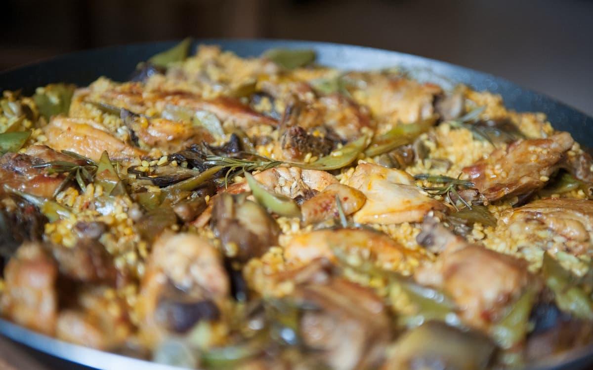 Paella (Imagen de Ralf Gervink en Pixabay)