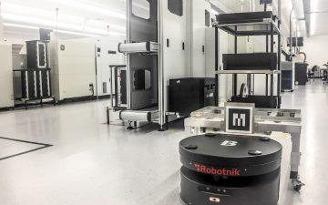Logiblock, la plataforma para la gestión de las flotas de robots en las pymes