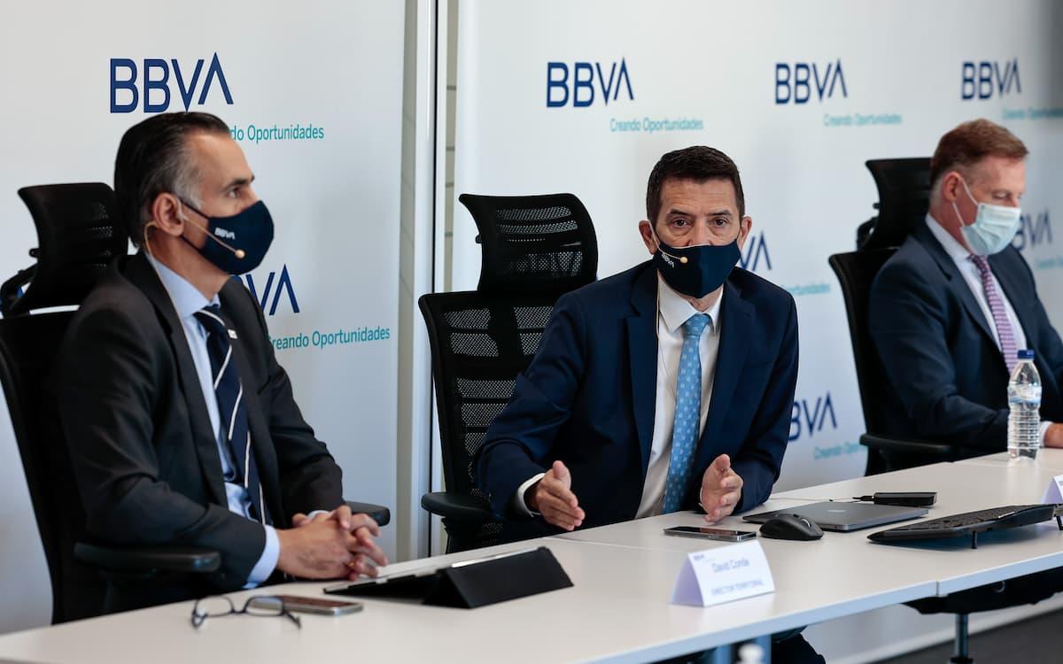 Presentación del informe 'Situación Comunitat Valenciana' de BBVA Research sobre la recuperación de la comunidad