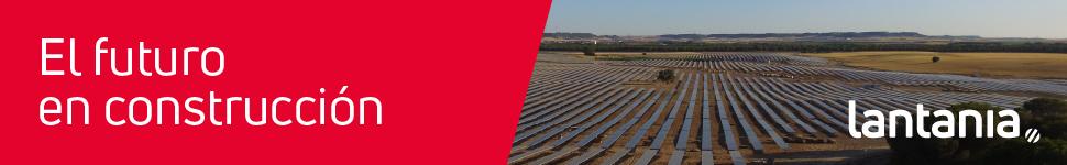 LANTANIA: el futuro en construccion paneles solares