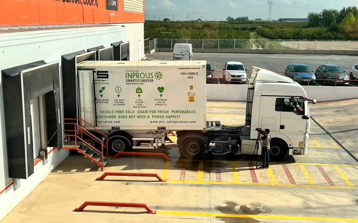 De Carlet a París: el viaje sostenible e innovador de 7.000 kilos de kakis