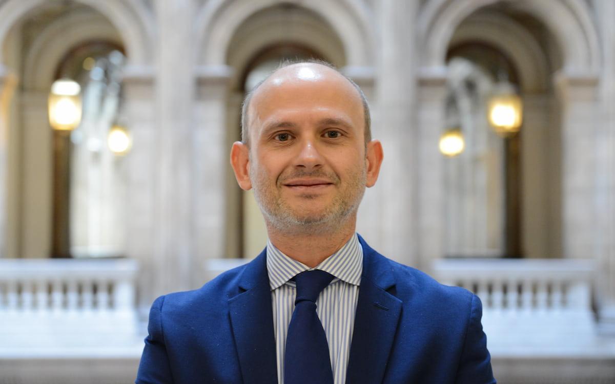 José Miguel Herrero, director general de Industria Alimentaria del Ministerio de Agricultura, Pesca y Alimentación