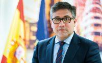 Pedro Fernández, presidente de la Confederación Nacional de la Construcción (CNC)