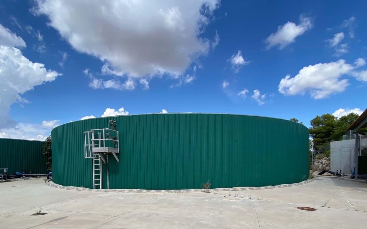 Selev Biogroup, nuevas instalaciones de Biogás