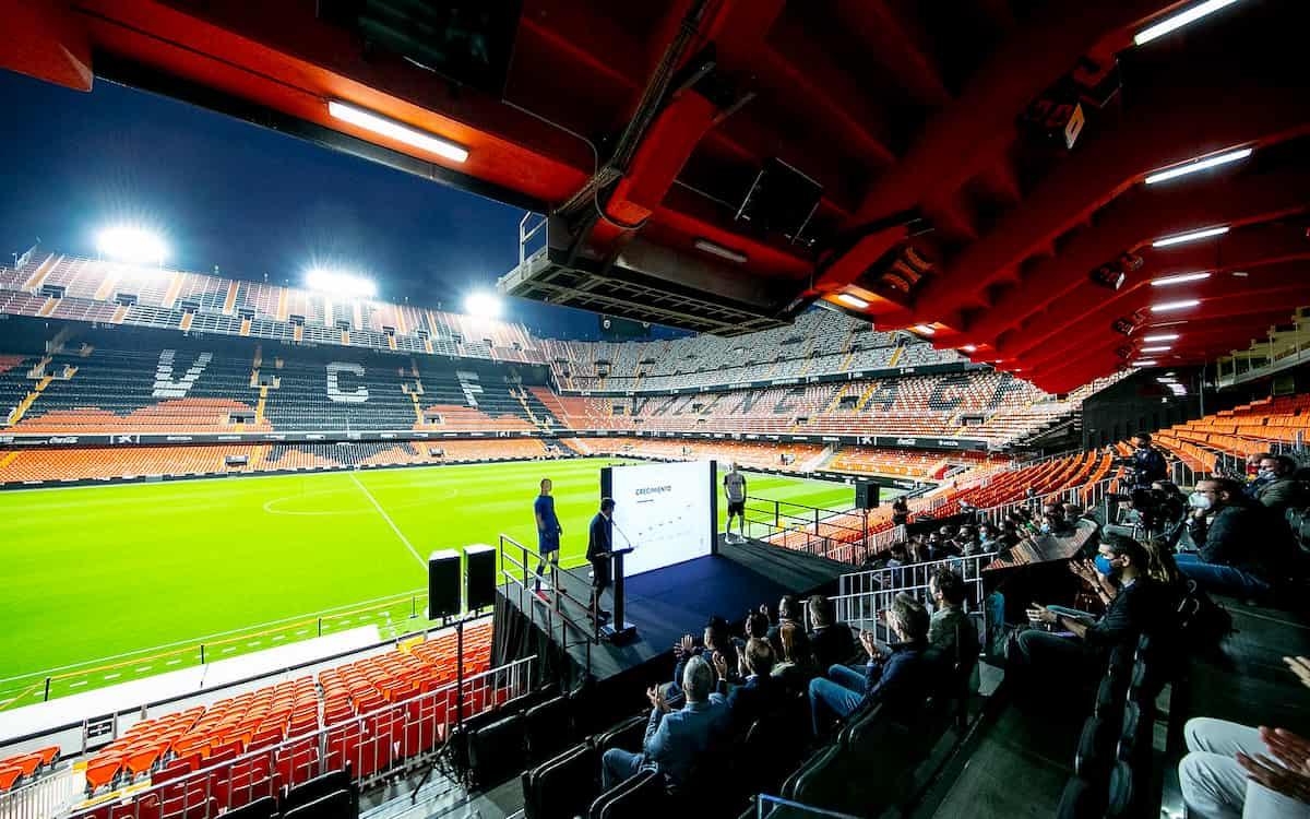 Imagen destacada El Business Club del Valencia CF inaugura la temporada y presenta sus actividades