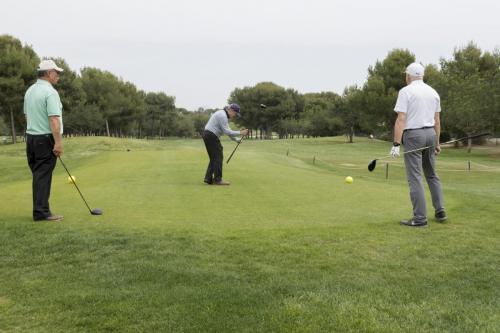 Torneo de Golf Economía3 en El Escorpion