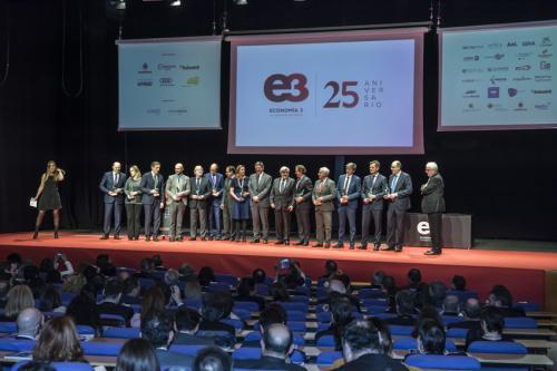 25 Aniversario de ECONOMÍA 3