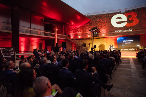 Premios Eco3 Alicante 2018 Cóctel